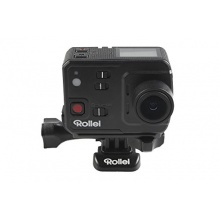 Rollei Actioncam 6S WiFi Full HD 1080p - Video Helmkamera (16 Megapixel, wasserdicht bis 100 Meter, Full HD Video-Auflösung) Bild 1