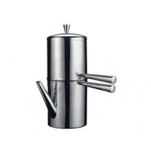 Ilsa Espressokocher Napoletana Edelstahl für 6 Tassen Bild 1