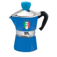 BIALETTI MOKA MELODY ITALIA CAFFETTIERA PER CAFFE ESPRESSOKOCHER Bild 1