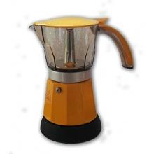 Elektrischer Espressokocher 6 Tassen im stylishen Retro-Look von The Coffee&Tea Company Bild 1