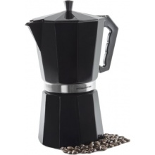 Andrew James, 12 Tassen Espresso Cafetière, Italienischer Stil Espressokocher Bild 1