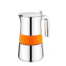 Pinti BRA Espressokocher für 4 Tassen Elegance, Kaffeekocher Bild 1