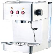 Cucina di Modena Siebträger-Espressomaschine mit Milchschäumer Bild 1