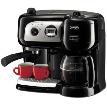 Delonghi Vario Kaffee-/Espressomaschine, 15 bar, 1.2 Liter, 10 Tassen Bild 1