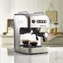 Dualit Espressomaschine 3 in 1, für Pads, Kapsel- und Pulverkaffee Bild 1