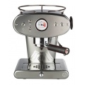 Illy FrancisFrancis 6143 X1 Trio Espressomaschine edelstahl Bild 1