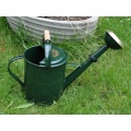 Kuheiga Giesskanne Metall, verzinkt, grün, 5 Liter Bild 1