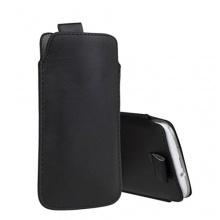 Tasche für Samsung Galaxy S5 Mini G800 Schwarz Bild 1