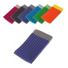 BRALEXX Textil Socke passend für Wiko Bloom, Violett XL Bild 1
