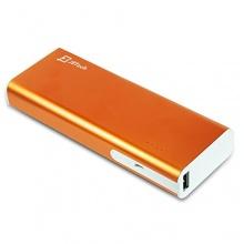 JETech 12000mAh Portable Batterie PowerBank orange Bild 1