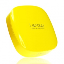 Lepow LP-MST6000-Y Moonstone Power Bank Akku (6000mAh) gelb Bild 1