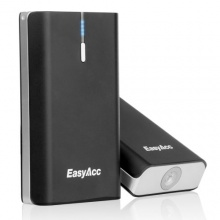 EasyAcc U-Bright 9000mAh Dual USB Power Bank mit 0.5W  Batterie Bild 1