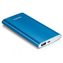 EasyAcc Metall 5000mAh Akku Ultra-Slim PowerBank Blau Bild 1