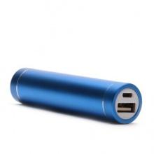 aricona Power Bank für Smartphone und Tablet (2600mAh) blau Bild 1