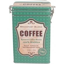 Kaffeedose Nostalgie Retro Stahlblech Coffee Breakfast Blend von Coca Cola Bild 1