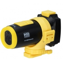 Oregon Scientific Action Cam ATC9K gelb/schwarz Bild 1