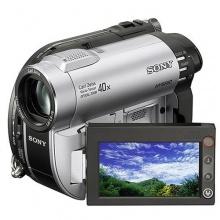 Sony DCR-DVD110 Camcorder  Bild 1