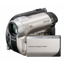 Sony DCR-DVD150E DVD-Camcorder silber Bild 1