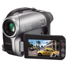 Sony DCR-DVD 403 DVD Camcorder Bild 1