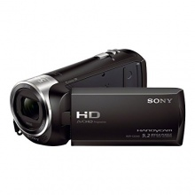 HDR-CX240 Camcorder Black FHD MicroSD Bild 1
