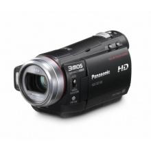 Panasonic HDC-HS 100 EG-K Full HD Camcorder schwarz Bild 1