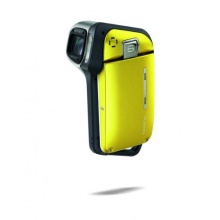 Sanyo XACTI VPC-CA65 Active digitaler Camcorder gelb Bild 1