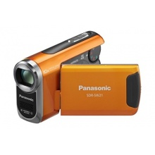 Panasonic SDR-SW21 EG-D SD Camcorder orange Bild 1