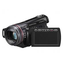 Panasonic HDC-SD300 EG-K Full HD Camcorder schwarz Bild 1