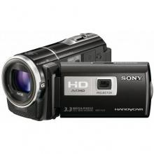 Sony HDR-PJ10E Full HD Camcorder schwarz Bild 1