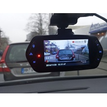 VIVA LKC500 Full HD DVR Autocamera Dashcamera  Bild 1