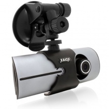 XAiOX Doppel Kamera 3.0 MegaPixel Dashcam GPS Bild 1
