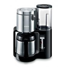 Siemens TC86503 Kaffeemaschine, 8-12 Tassen, Edelstahl-Thermokane Bild 1