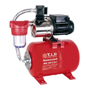 T.I.P. 31144 Hauswasserwerk HWW 1000/25 Plus F Bild 1
