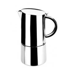 Lacor 62056 Kaffeekanne, Moka edelstahl, 6 Tassen Bild 1