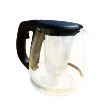 TK09 Kaffeekanne Glas mit Filtersieb von Seruna Bild 1