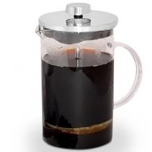 Kaffeepresse Kaffeekanne Glas 800 ml von Relaxdays Bild 1