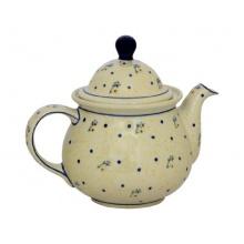 Original Bunzlauer Keramik Kaffeekanne 1,70 Liter im Dekor 111 Bild 1