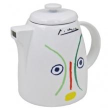 Picasso Porzellan Kaffeekanne von No Name Bild 1