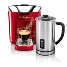Tchibo Cafissimo Kaffeekapselmaschine DUO Bild 1