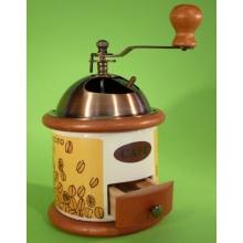 Kaffeemühle NOSTALGIE in wunderschönem RETRO-DESIGN von WIM-Shop Bild 1