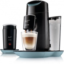 Philips Senseo HD7874 60 Twist and Milk Kaffeepadmaschine Bild 1