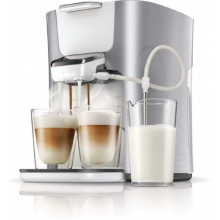 Philips Senseo HD7857 20OP Latte Duo-Kaffeepadmaschine  Bild 1