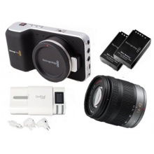 Kit Blackmagic Cinema Camera Pocket Camcorder Bild 1