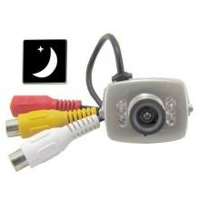 Überwachungskamera Spion Mini YMPA UEK-KSP Bild 1