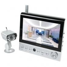 Veka Überwachungskamera kabellos LCD-Monitor  Bild 1