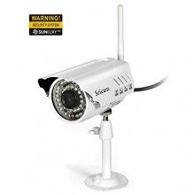 SUNLUXY 720P HD P2P Überwachungskamera Bild 1