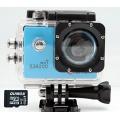 QUMOX WIFI Waterproof Helmkamera Bild 1