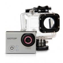 GOTOP Full HD 1080p Helmkamera Bild 1