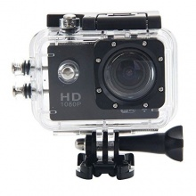 Wifi Waterproof HD Video Helmkamera  Bild 1