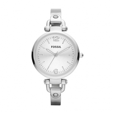 Fossil Damen analoge Armbanduhr Edelstahl Bild 1